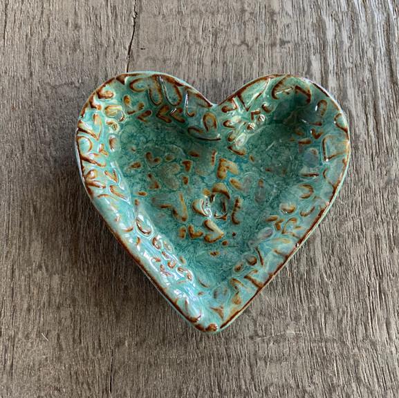 $17 - Heart #7