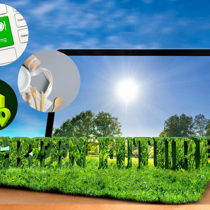 The Future is Green (circulariteit bij evenementen)