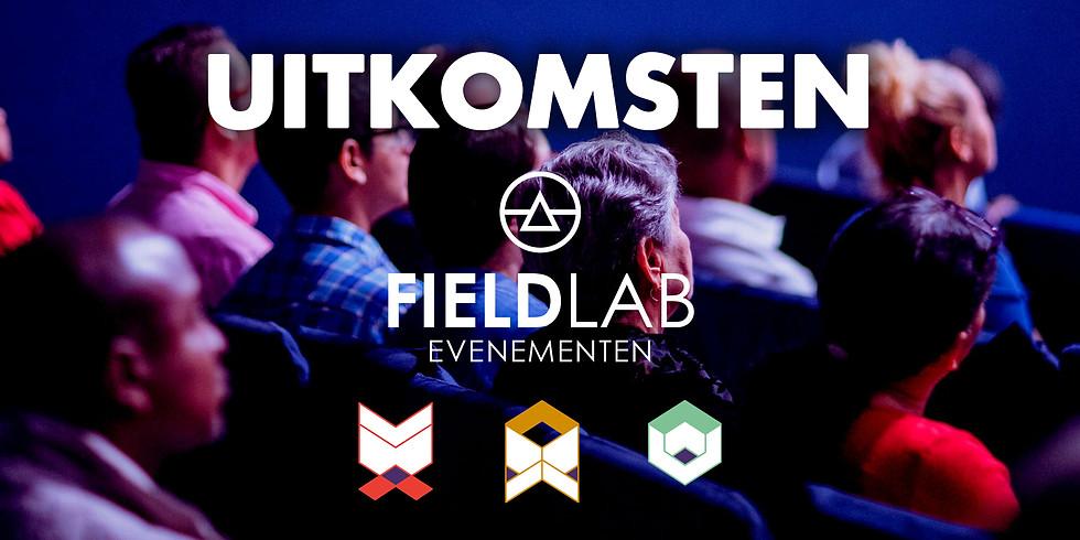 Fieldlab Evenementen: resultaten onderzoek