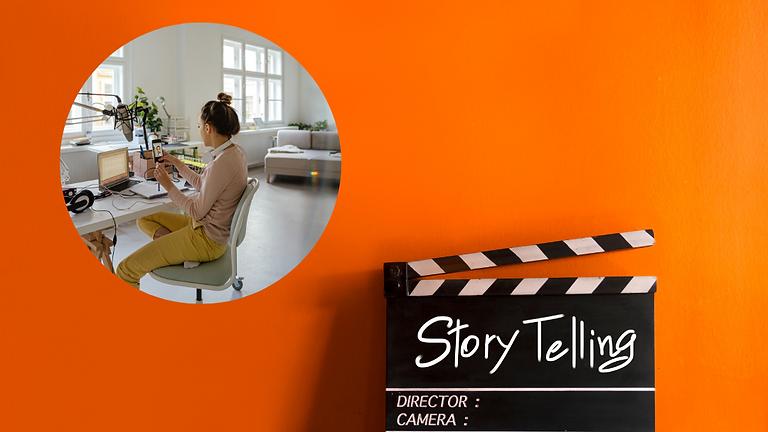 Story(s)elling door middel van Video