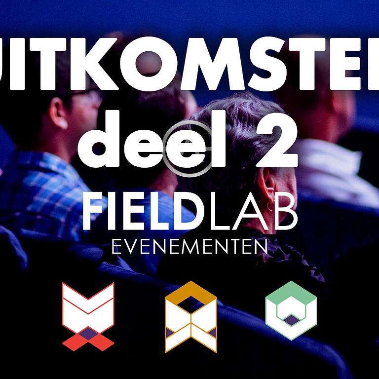 """Fieldlab Evenementen: resultaten onderzoek deel 2: """"De Verdieping"""""""