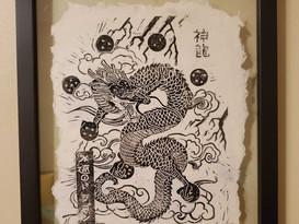 Everlasting Dragon By Matt Kapral