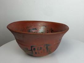 Ceramic Bowl from Rachel Faller