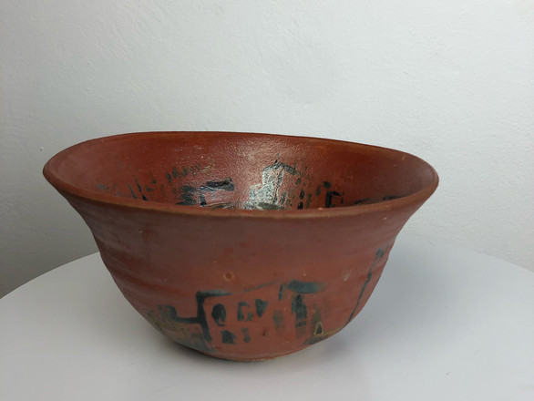 Ceramic Bowl from Rachel Faller