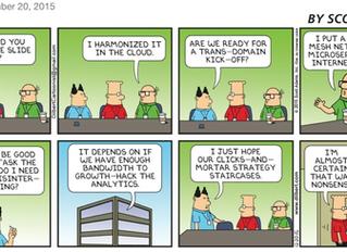 Dilbert:  The Horrifying Truth