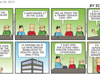 Dilbert:  The Horrifying Truth