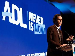 Beyond Borat:  Sasha Baron Cohen shreds Facebook