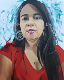 A Lumbee Portrait: Things You've Said