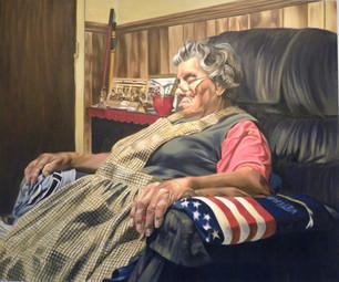 Margaret Cummings Bullard, Lumbee