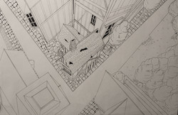 Imaginative 3-Point Perspective