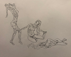 Figure Drawing Final Project
