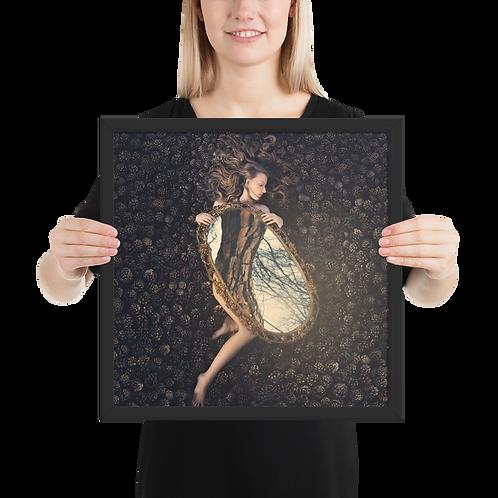 [Mirror] Framed Poster