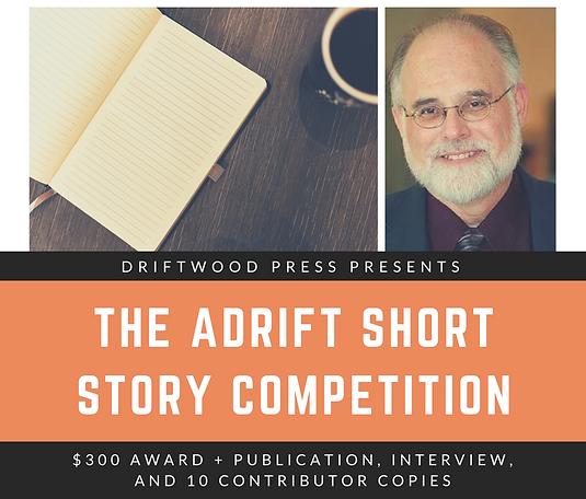 writing contest, david jauss, writing award