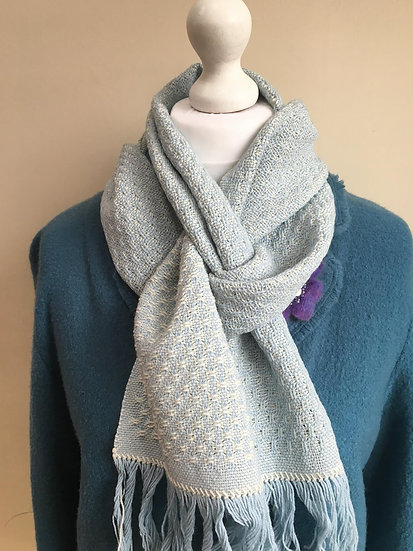 Huck Lace Scarf