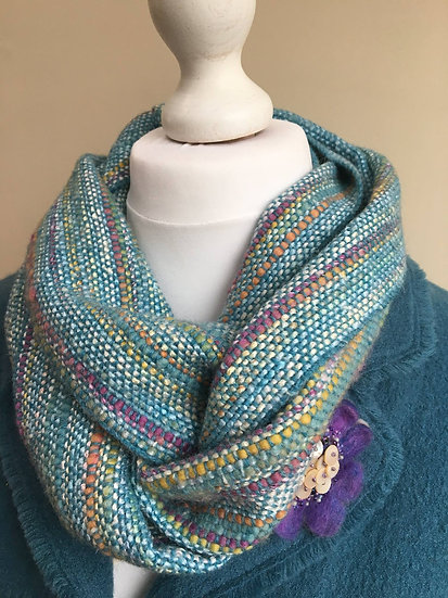 Dolly Mix Cowl