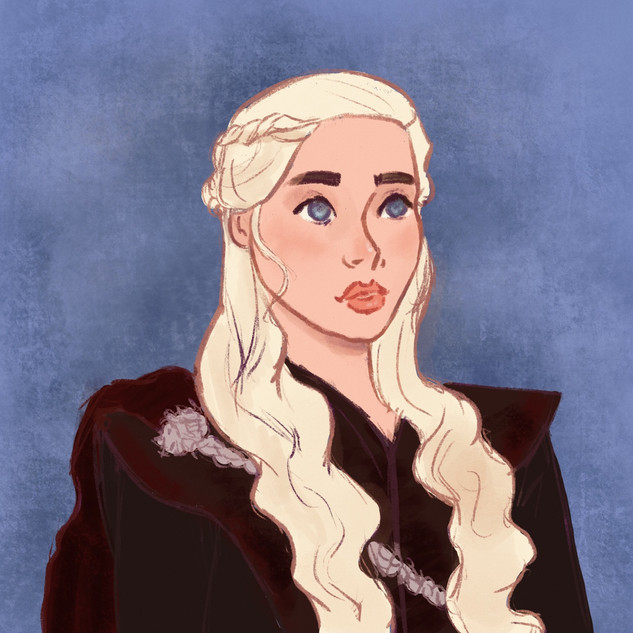 Game of Thrones Portrait