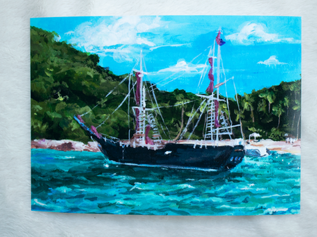 Pirate's Cove print