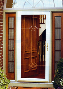 Storm Doors by Keith Window Company