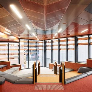 VIC | University of Melbourne Southbank Library