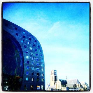 Rotterdam - Amsterdam