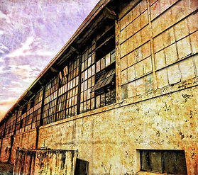Early 20th century abandoned factory #mi