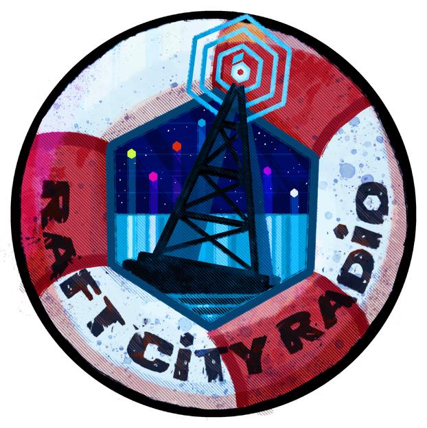 RCR Podcast Logo Commission, 2018