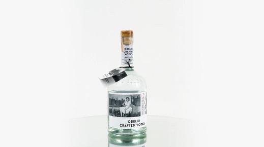 Obeliu crafted vodka