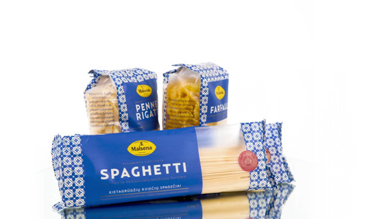 Malsena pasta product line