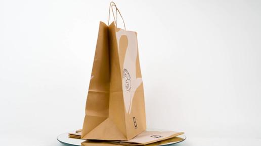 Whale bag