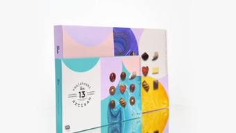 Panda Vaajakoski praline chocolate boxes