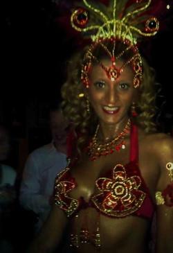 Bar Salsa Samba Show