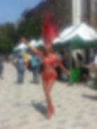 Carnival Samba Dancer, Samba Dance Classes and Workshops , Samba Costumes