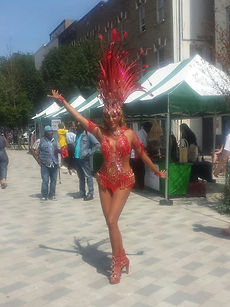 Carnival Samba Dancer, Samba Dance Classes and Workshops , Samba Costumes