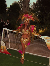 Carnival Samba Dancer UK, Samba Shows, Book a Show