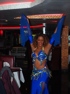 Saji, Brazilian Carnival Samba Dancer | Samba Dance Teacher| Belly Dancer    ​