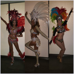 Passista Dancers