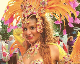 Samba Dancer | Brazilian Carnival | Samba Dance Classes London | Samba