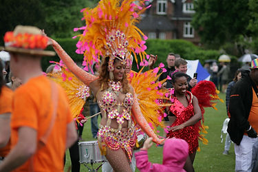 Carnival Dance and Drum Workshop