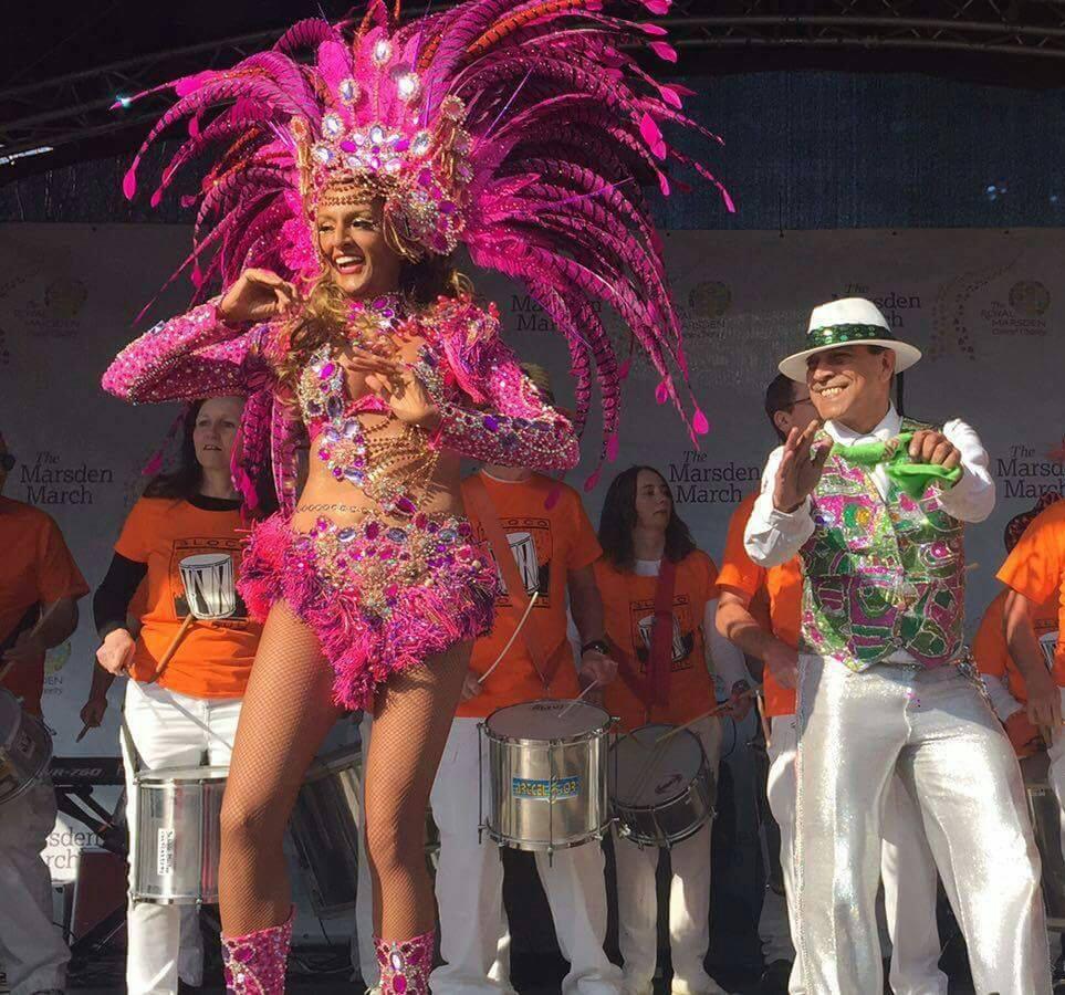 Samba Stage Show