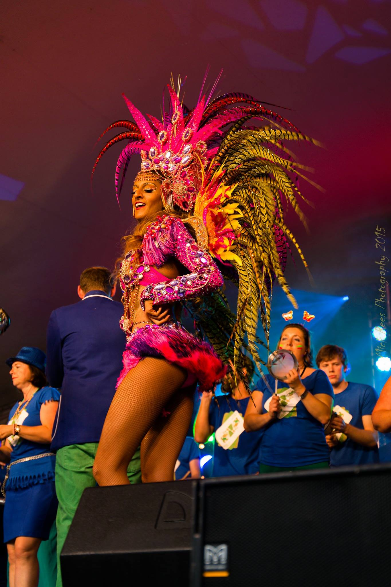 Passista Samba Dancer