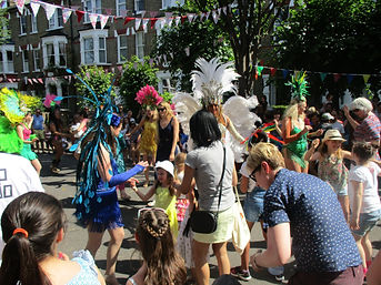 Community Street Party , Islington