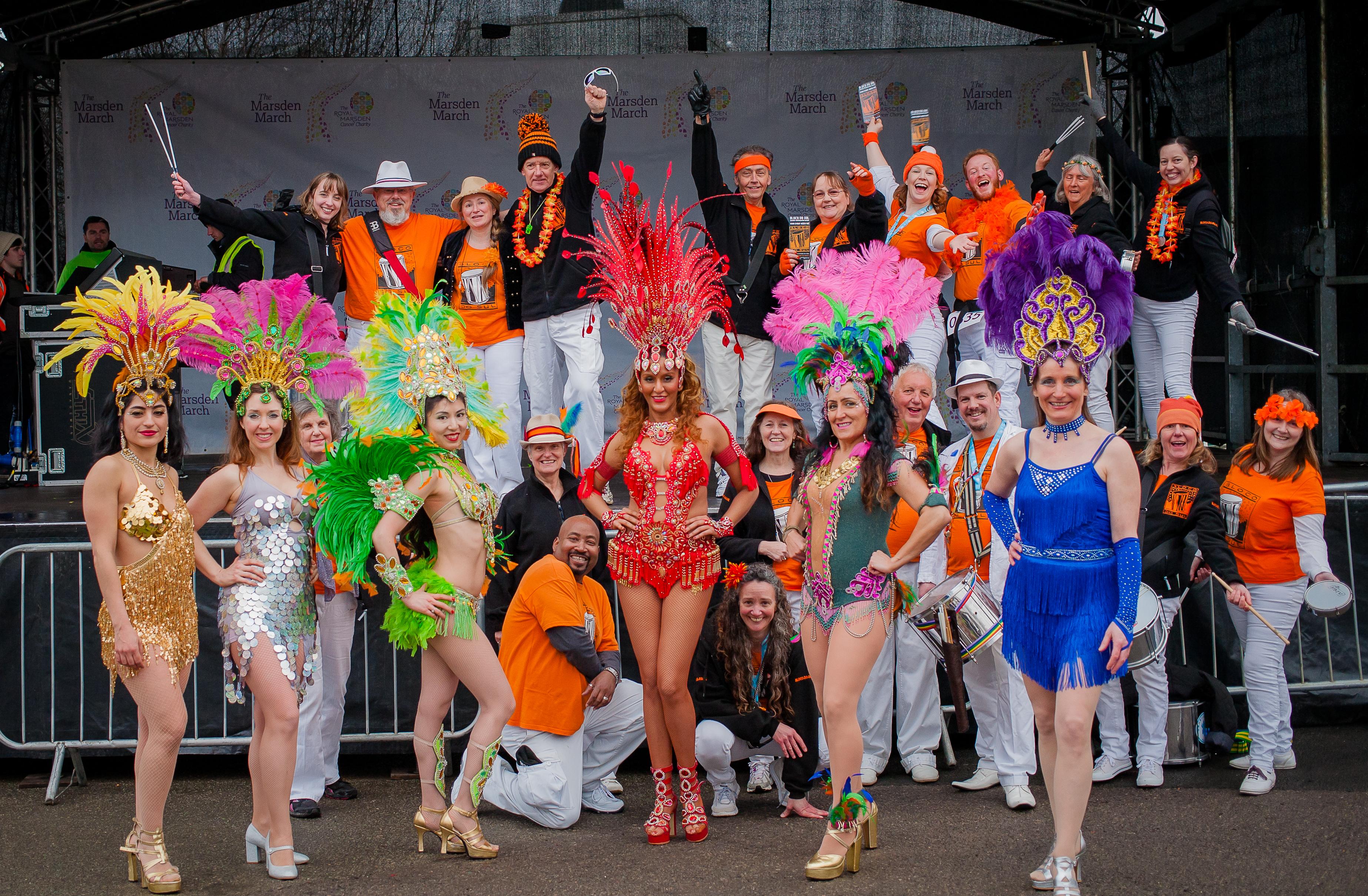 Marsden March 2018 Carnival Show