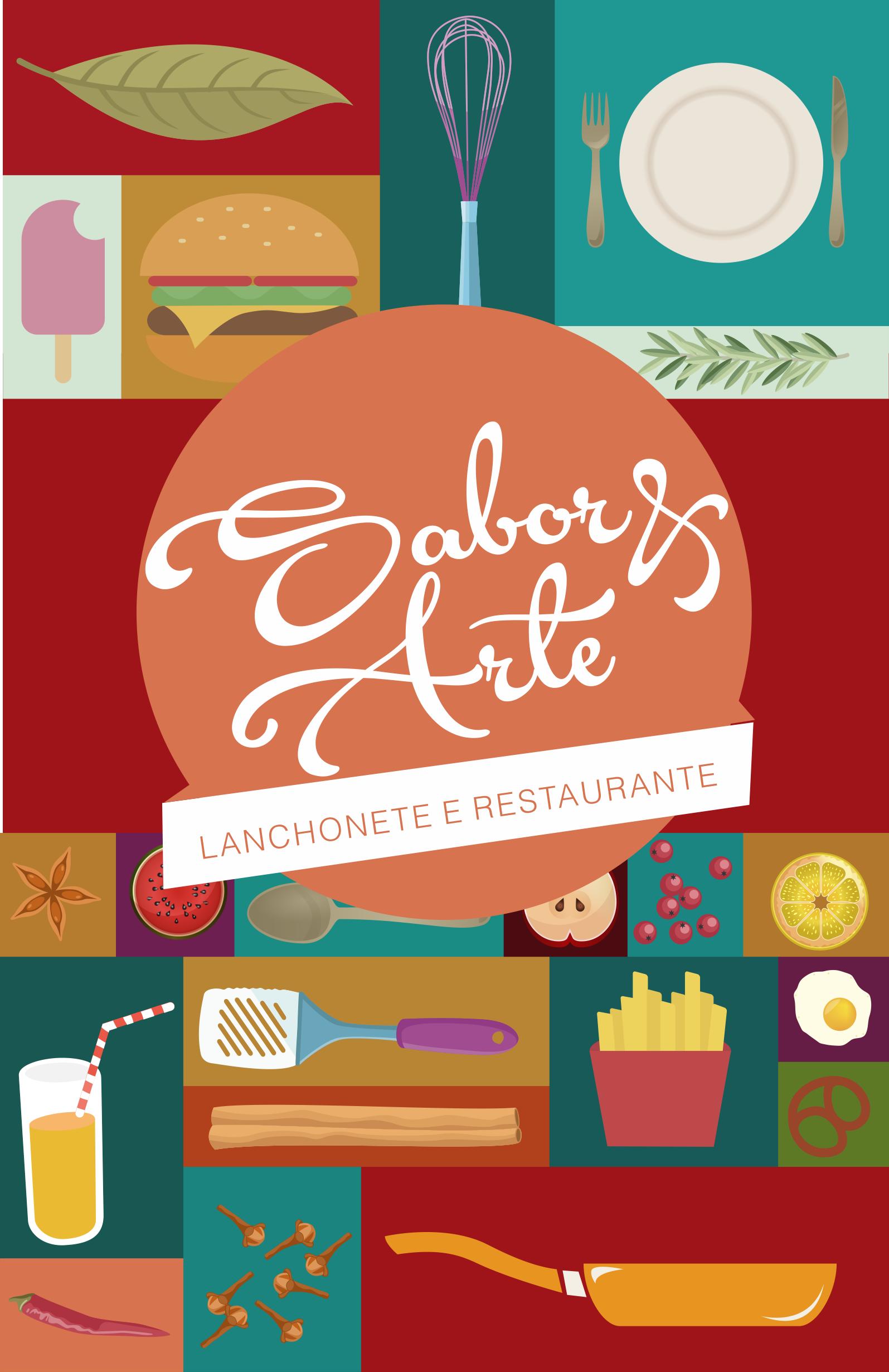 Sabor e Arte Lanchonete  Restaurante