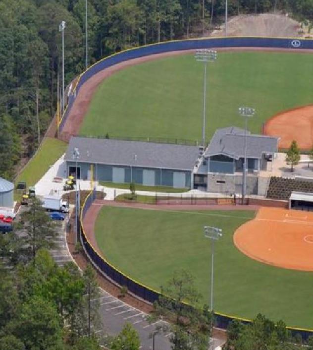 Lovett Baseball Field