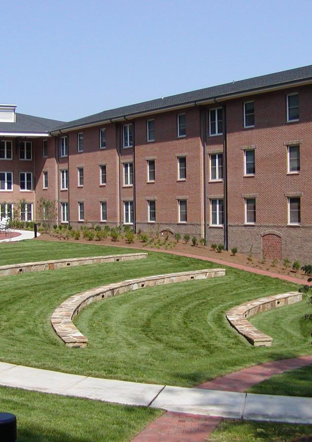 Young Harris Enotah Residence Hall