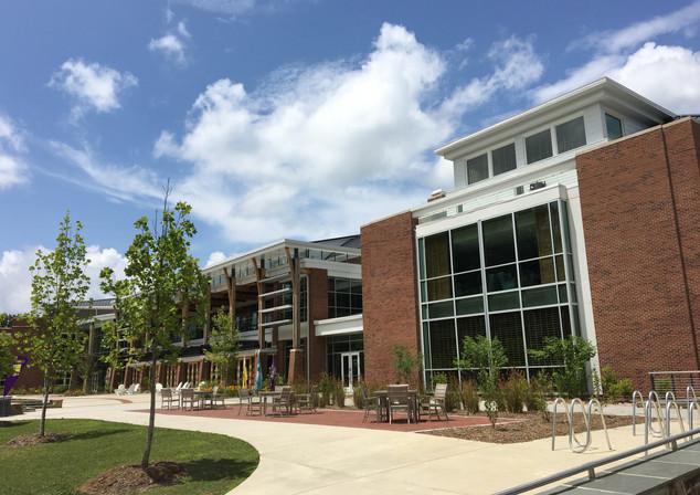 University of West Georgia- Campus Center
