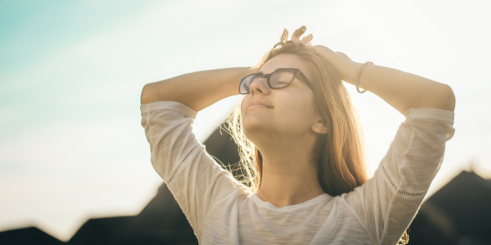 12/20 Breathe Deep - Holiday Stress Relief Qigong