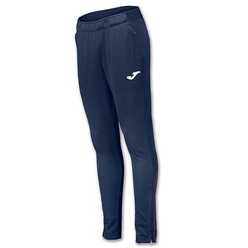 Спортивные брюки с карманами на молнии 100787.336