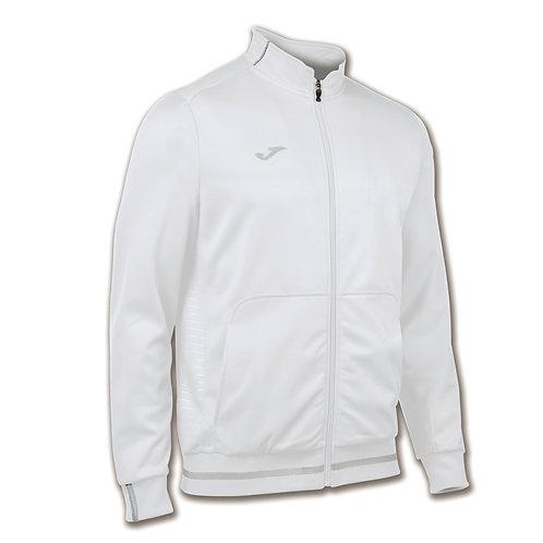 Спортивная кофта на молнии с карманами по центру 100420.200