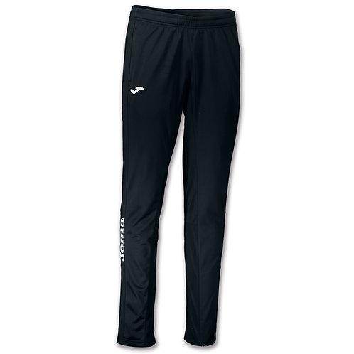 Зауженные брюки с боковыми вставками 100691.100
